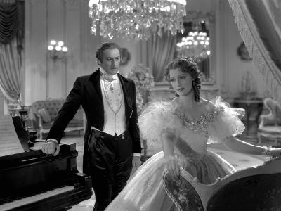 Maytime, John Barrymore, Jeanette MacDonald, 1937