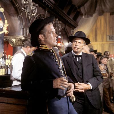 How The West Was Won, George Peppard, Richard Widmark, 1962