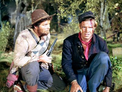 How The West Was Won, Russ Tamblyn, George Peppard, 1962
