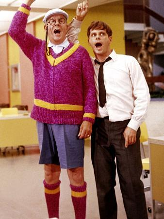 How To Succeed In Business Without Really Trying, Rudy Vallee, Robert Morse, 1967