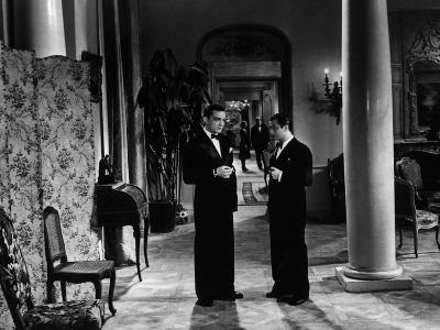 The Rules Of The Game, (AKA La Regle Du Jeu), Roland Toutain, Marcel Dalio, 1939
