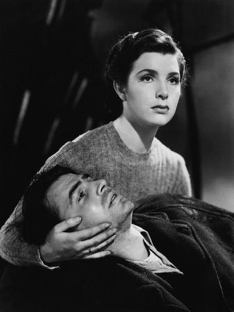 Odd Man Out, James Mason, Kathleen Ryan, 1947