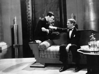 A Woman Of Affairs, Johnny Mack Brown, Douglas Fairbanks Jr., 1928