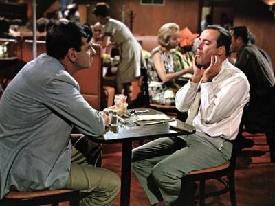 The Odd Couple, Walter Matthau, Jack Lemmon, 1968
