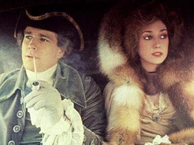 Barry Lyndon, Ryan O'Neal, Marisa Berenson, 1975