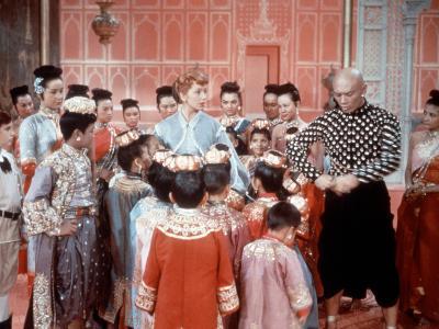 The King And I, Deborah Kerr, Yul Brynner, 1956