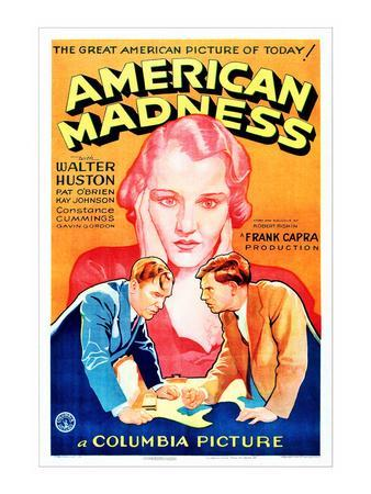 American Madness, 1932
