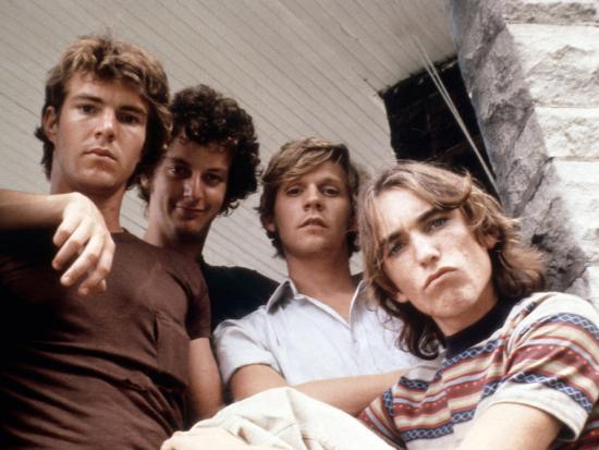 Breaking Away, Dennis Quaid, Daniel Stern, Dennis ...