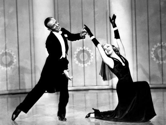 Shall We Dance, Fred Astaire, Ginger, Rogers, 1937