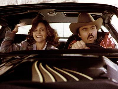 Smokey And The Bandit, Sally Field, Burt Reynolds, 1977