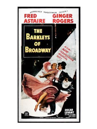 The Barkleys Of Broadway, Ginger Rogers, Fred Astaire, 1949