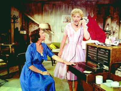 Bells Are Ringing, Jean Stapleton, Judy Holliday, 1960