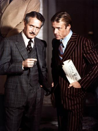 The Sting, Paul Newman, Robert Redford, 1973