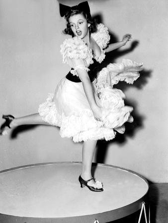 Strike Up The Band, Judy Garland, 1940
