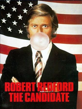 The Candidate, 1972, Robert Redford