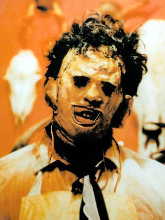 The Texas Chainsaw Massacre, Gunnar Hansen, 1974