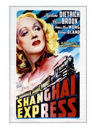 Shanghai Express, Marlene Dietrich, 1932