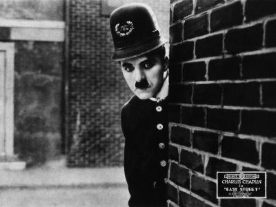 Easy Street, Charles Chaplin, 1917