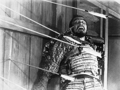 Throne of Blood (aka Kumonosu Jo), Toshiro Mifune, 1957