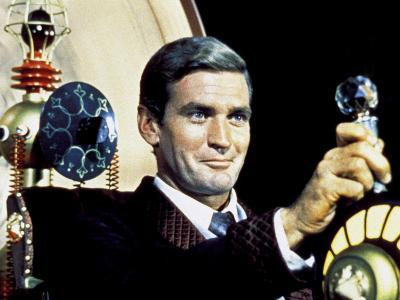 The Time Machine, Rod Taylor, 1960