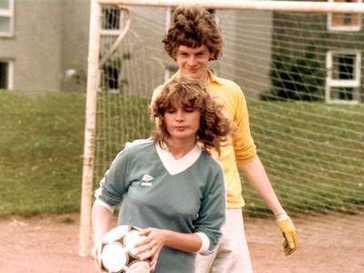 Gregory's Girl, Dee Hepburn, Gordon John Sinclair, 1981
