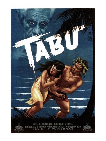 Tabu (AKA Tabu: A Story Of The South Seas), 1931