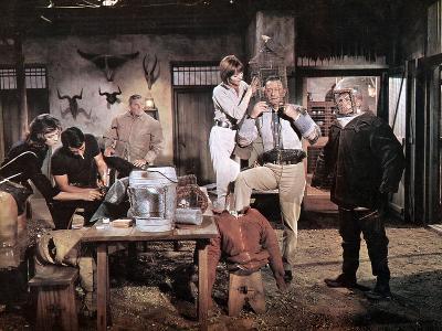Hatari!, 1962