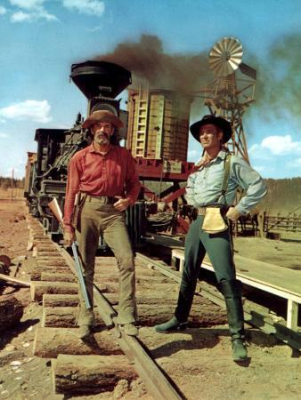 How The West Was Won, Henry Fonda, George Peppard, 1962