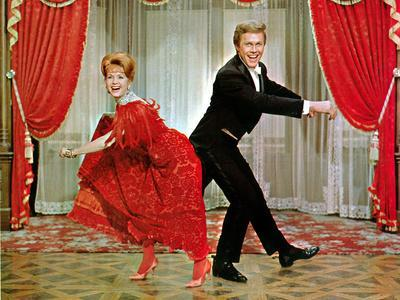 The Unsinkable Molly Brown, Debbie Reynolds, Harve Presnell, 1964