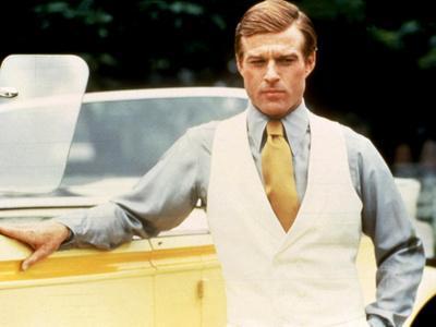 Great Gatsby, Robert Redford, 1974
