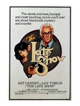 The Late Show, Lily Tomlin, Art Carney, 1977