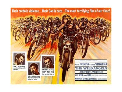 The Wild Angels, 1966