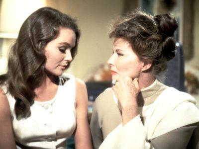 Guess Who's Coming To Dinner, Katharine Houghton, Katharine Hepburn, 1967
