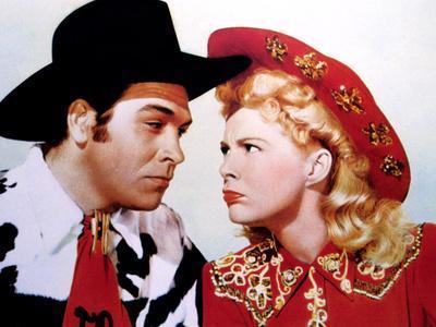 Annie Get Your Gun, Betty Hutton, Howard Keel, 1950