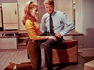 Barefoot In The Park, Jane Fonda, Robert Redford, 1967