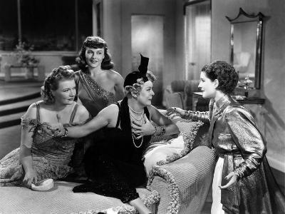 The Women, Phyllis Povah, Paulette Goddard, Mary Boland, Norma Shearer, 1939