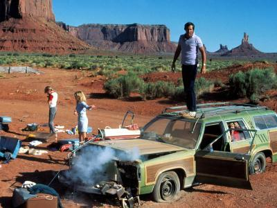 National Lampoon's Vacation, Beverly D'Angelo, Chevy Chase, 1983