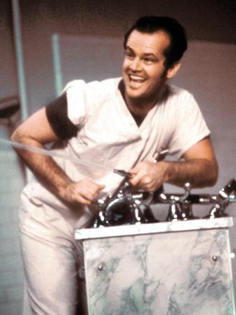 One Flew Over The Cuckoo's Nest, Jack Nicholson, 1975