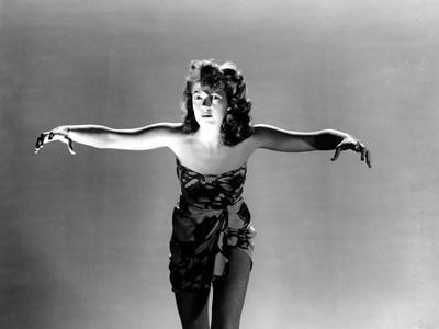 Weird Woman, Anne Gwynne, 1944