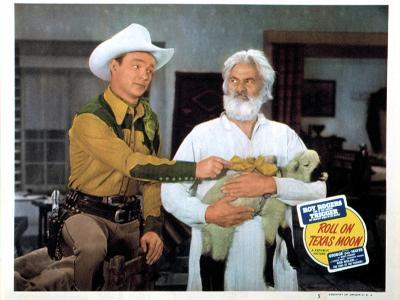 Roll On Texas Moon, Roy Rogers, Gabby Hayes, 1946