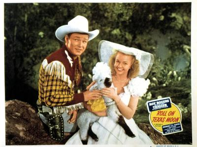 Roll On Texas Moon, Roy Rogers, Dale Evans, 1946