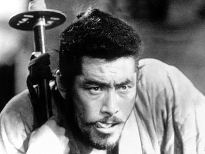 The Seven Samurai, (aka Shichinin No Samurai) Toshiro Mifune, 1954