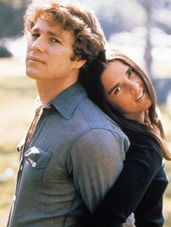 Love Story, Ryan O'Neal, Ali MacGraw, 1970