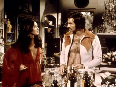 The Longest Yard, Anitra Ford, Burt Reynolds, 1974