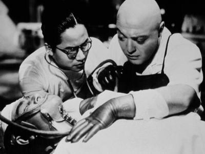 Mad Love, Colin Clive, Keye Luke, Peter Lorre, 1935
