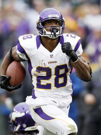 Minnesota Vikings NFL: Adrian Peterson