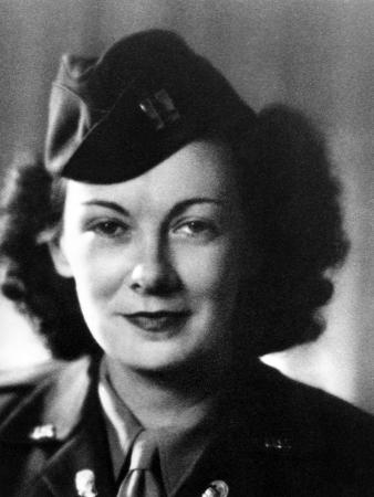Kay Summersby Morgan Was General Eisenhower's Chauffeur During World War II