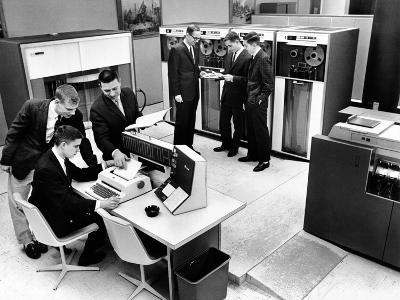University School at IBM Corporation in 1962
