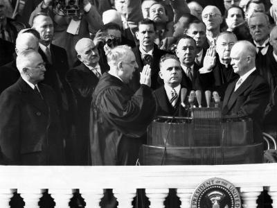Dwight Eisenhower's First Inauguration Ended 20 Years of Democratic Presidential Rule