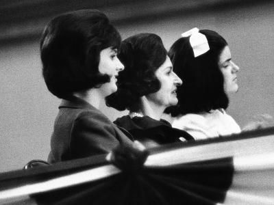 The 'LBJ Ladies' at the 1964 National Democratic Convention in Atlanta